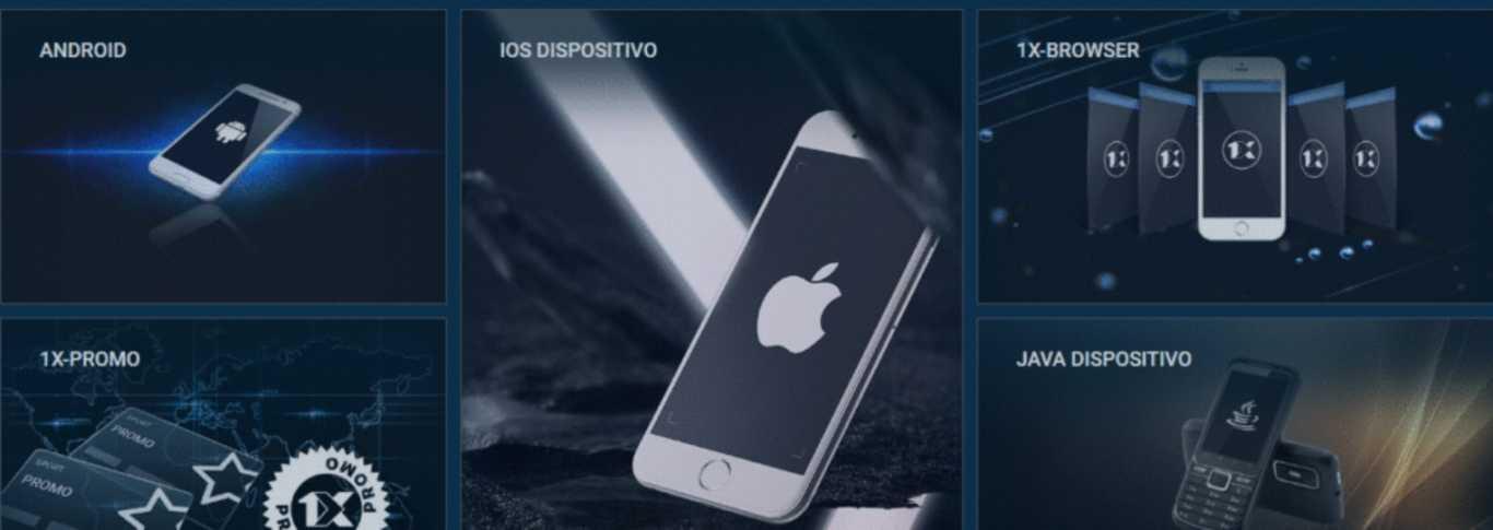 Correcto 1xBet mobile app download